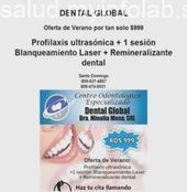 Oferta Profilaxis Ultrasonica Blanqueamiento Dental Laser Rd 999 Publicid Personal Care Toothpaste Person