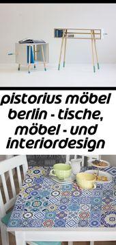 Pistorius möbel berlin – tische, möbel – und interiordesign von pistorius berlin
