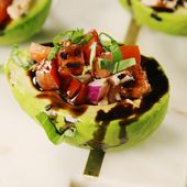 Bruschetta Chicken Stuffed Avocados   – Eat me!   Pancakes   Wraps   Sandwiches   Salats   fruits   Low Carb   Burger   Grilled  Snacks
