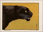 Yoshida Toshi: Black Panther-Artelino  – Inspiration