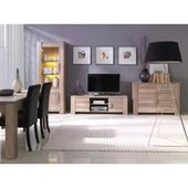 Dreamer eXpress Dresser Dreamer | gray | Dimensions (cm): W: 140 H: 80 D: 42 Chests of Drawers & Sideboards> Kommo  – Products