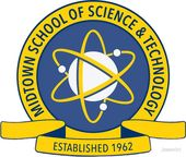 'Midtown School of Science and Technology ' Sticker by Joaovict