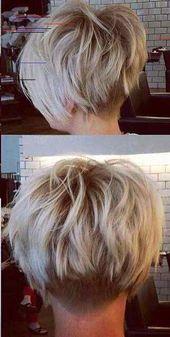 A cool and easy hairstyle whenever you go to work or school. # work # cool # hairstyle # go # always 23 der romantischen und sensationellen mittelgro…