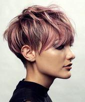 Penteados Pixie bonitos para 2019   – Kurze Frisuren