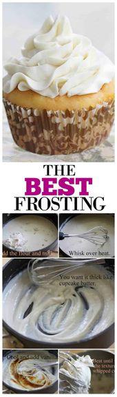 Glaseado que te dará abrazos   – Cupcakes & Frostings