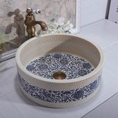 Handgemachte Europa Vintage Style Lavobo Keramik Bad Arbeitsplatte Badezimmer Waschbecken Waschbecken Fur Badezim Badezimmer Waschbecken Waschbecken Badezimmer