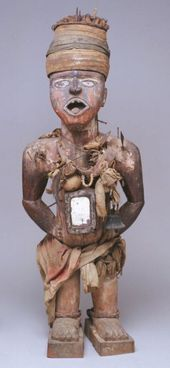 head of a Dutch trading company in the Lower Kongo+#19th #Africa #Americas #Art …