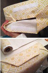 Make DIY Cushion Slip Covers    Source by sluggybuddy