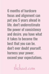 Change into The Finest You Can Be  #Focus, #alignment, #consistency, #need, #Changing into…