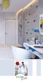 Photo of Children's room design for boys with Baymax as a personal health companion – children's room ideas