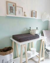 Interior für wunderschöne Kinderzimmer