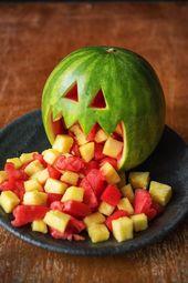 8 Healthy Halloween Treats For Kids