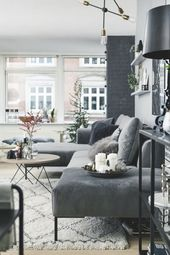 Decoración navideña nórdica discreta – For the Home – scandinavian interiors