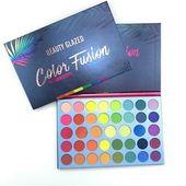 39 Colors Matte Mineral Neon Eyeshadow Palette Shimmer Shining Eye Makeup Beauty Glazed Eye Makeup Palette Eyeshadow
