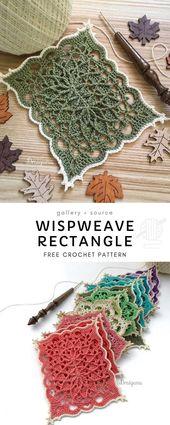 Wispweave Octagon Triangle Rectangle