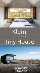Winziges Haus – kleines Wohnzimmer   – Architecture Blog