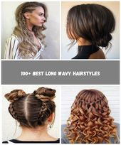 Braids are simply unavoidable! You can opt for these side ones - they seem pretty interesting and fashionable. #wavyhair #hairstyle #hair styles 100+ ...