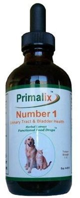 Primalix Number 1 For Cat And Dog Urinary Tract Health 4 Oz Remedies For Kidney Infection Urinary Tract Natural Pet Remedies