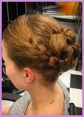 63 kreative Hochsteckfrisuren für kurze Haare Perfekt für jeden …