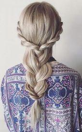 Einfache Frisuren – #einfache #frisuren – #new