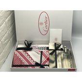 قماش دنهل أو جفنشي أو كارتير أو مونت بلانك أو فرزاتشي أبيض أو كريمي هدايا هنوف Gifts Gift Wrapping Arty