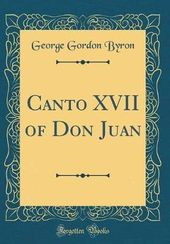 Pdf Download Canto Xvii Of Don Juan Classic Reprint Free By George Gordon Byron Books Good Books Classic Books