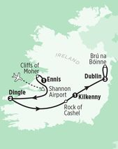 Tight On Time Here S How To Do Ireland In 8 Days Ireland