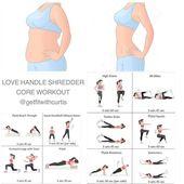 Anti-Hüftspeck-Workout: So wirst du deine Love Handles los