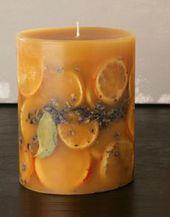 Wie man hausgemachte Kerzen macht
