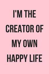 Erstellen Sie einfach Ihr eigenes Glück