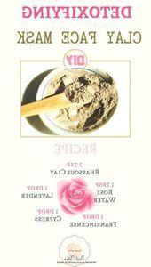 Mit Rhassoul Ton: Rezept für die Ultimate Skin Detox Gesichtsmaske | Peeling-Ma…