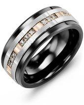 Men's Multi Trio Diamonds Wedding Band – Wedding dress