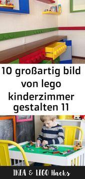 10 großartig bild von lego kinderzimmer gestalten 11 – Lego Ideen