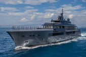 CRN launches cutting-edge, completely custom 55m atlante luxury yacht
