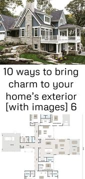 10 ways to bring charm to your home's exterior [with images] 6 –  Everything ~ Lake Geneva Architect…