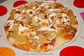 Food Fun Friday: Die ultimative Karamell-Apfel-Dessert-Pizza   – Dessert's