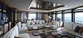 Best Yacht Interior: Feadship's Trident