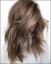 Die besten 25 + mittleren Frisuren für blonde Ideen auf … – Ladies …,  #auf #besten #blon…