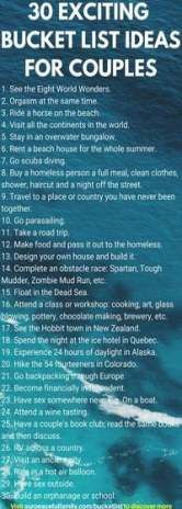 69 Ideas Travel Ideas For Couples Things To Do Bucket Lists