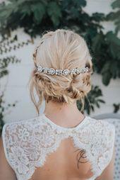Collette Hairband, #frisuren #hairstyle #hairstyles #kapsel #Mittellanges