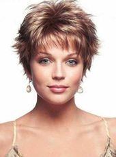 Tolle moderne damen kurzhaarfrisuren gestalten ideen für coole dunnes haare fri – #coole #damen #dunnes #fri #für