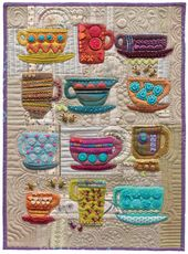 Stitches to Savor – A Celebration of Designs by Sue Spargo – Wonderful, Whimsical Wool