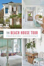 Sullivan Island Beach Home Tour   – Beach House