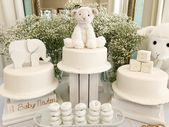 Elegant Gender Neutral Baby Shower