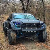 Der fast unbesiegbare geländegängige Ford Raptor   – Herzenssache 2.0