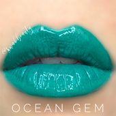 Ocean Gem LipSense from the Intense Hues Assortment