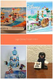LEGO Disney Frozen II Annas Kanu-Expedition 41165 NIB #afflink Enthält …   – lego