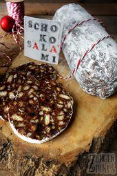 Schokosalami – Mitbringsel und Resteverwertung