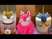 20 modelos de pasteles de unicornio para tu fiesta de cumpleaños   Pastel de unicornio   …   – unicorn cake ideas
