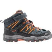 Cmp kids trekking shoes Kids Rigel Mid Trekking Shoes Wp, size 33 in asphalt, size 33 in asphalt